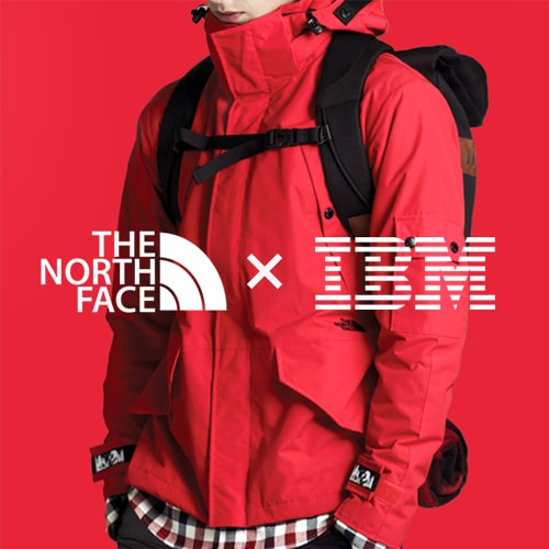 The north face + IBM Watson
